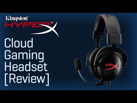 HyperX Cloud Pro Gaming Headset [Review & Mic Test]