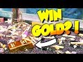 YOU CAN WIN A GOLD BAR FROM THIS CLAW MACHINE! || Arcade Games MP3