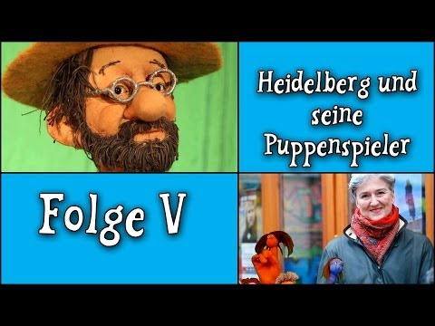 Heidelberg und seine Puppenspieler. Wir sind klug und schlau - und intelligent!