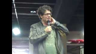 Sean Schemmel - Goku Ordering Pizza - Q & A - Science/FX Expo Puerto Rico