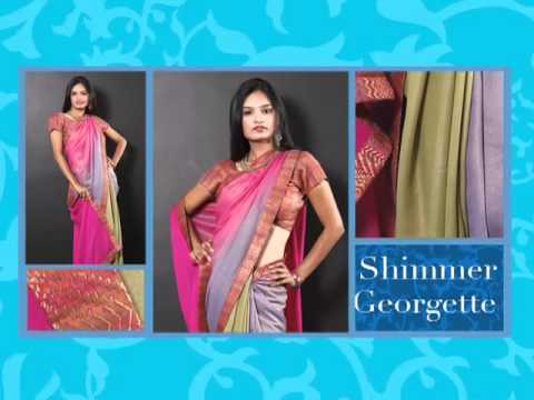 Summer Special Indian Fashion, Designer sarees- Shoponline @ www.SakhiFashions.com