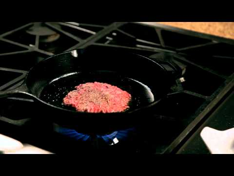 How to make a homemade burger - #13 - Flipping the burger again — Appetites®