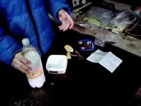 Копия видео Подготовка к цинкованию, приготовление єлектролита.