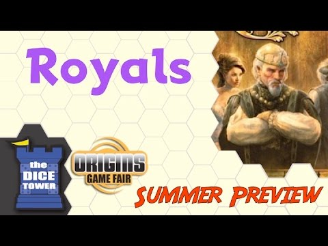 Origins Summer Preview: Royals