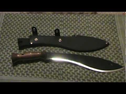 Condor Kukri Machete Review