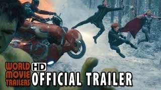 Avengers: Age of Ultron Trailer #3 (2015) - Avengers Sequel Movie HD