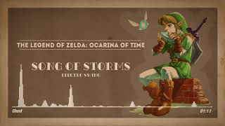 The Legend of Zelda: Ocarina of Time - Song of Storms [Electro Swing]