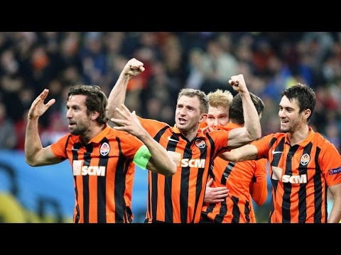 All Shakhtar goals in March 2016