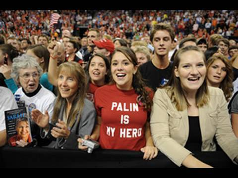 Sarah Palin Ignorance Caught On Tape!