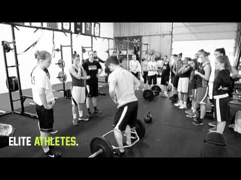 Elite Athletes Training Facility - Performance Training for Athletes from All Sports