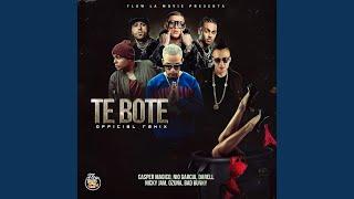 Download Lagu Te Boté (Remix) (feat. Darell, Ozuna & Nicky Jam) Gratis STAFABAND