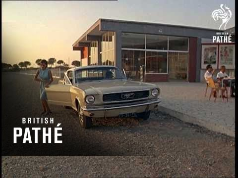 Rome's New Drive In Cinema Aka Auto Cine (1967) video