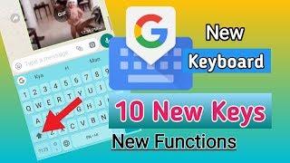 Google Key Board | Gboard For Android phone(Hindi,Urdu)