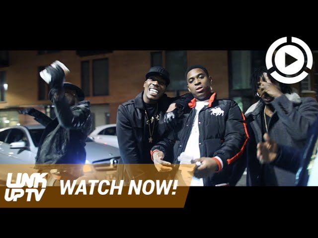 Young Tribez - Cash Talk Part 2 (Music Video) @YoungTribez | Link Up TV