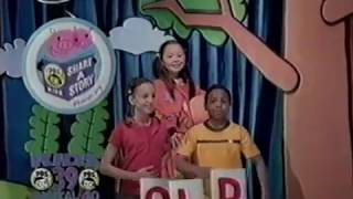PBS Kids Bumper: Share a Story (2004 WFWA-TV)
