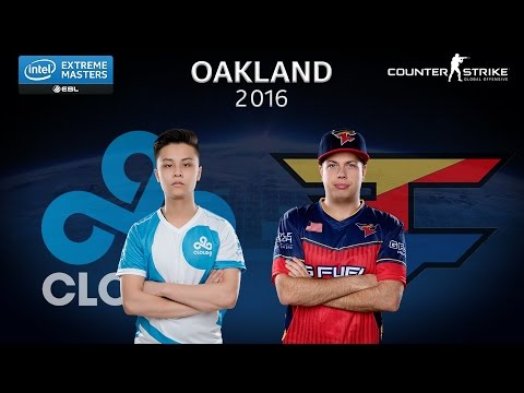 CS:GO - Cloud 9 vs Faze [Mirage]- Group B - IEM Oakland 2016