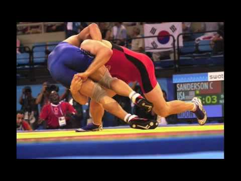 Cael Sanderson Wrestling Undefeated Daughtry What I Want Image 1