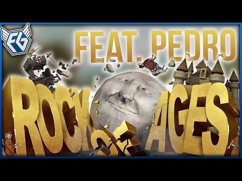 MÁM NEJVĚTŠÍ KOULE!   Rock of Ages 2 #1