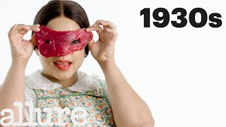 100 Years of Face Masks | Allure