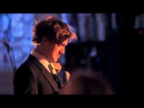 Tom Fletcher - My Wedding Speech