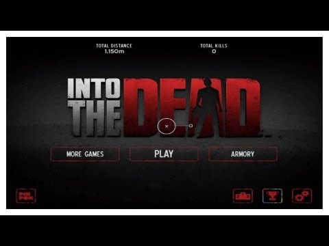 Into The Dead iPhone and iPad Gameplay Review