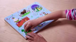 Sing-Along Nursery Rhyme - Blue