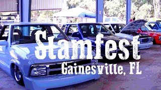 Slamfest 2016 Car and Truck Show Gainesville Florida
