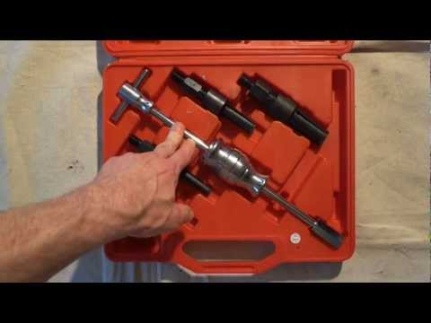 Harbor Freight Blind Hole Bearing Puller Set 95987