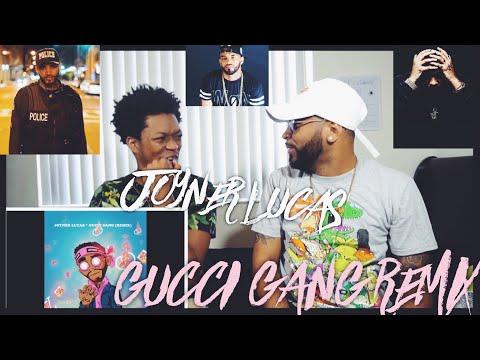 Download video Joyner Lucas - Gucci Gang (Remix) | FVO Reaction
