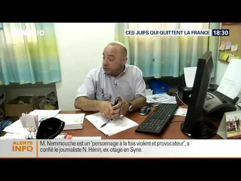 Reportage : les juifs qui quittent la France pour israël