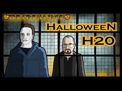 The Cinema Snob: HALLOWEEN H20