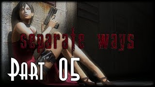 Let's Blindly Play Resident Evil 4: Separate Ways! - Part 05 of 10 - Chapter 3 - Retrieve the Sample