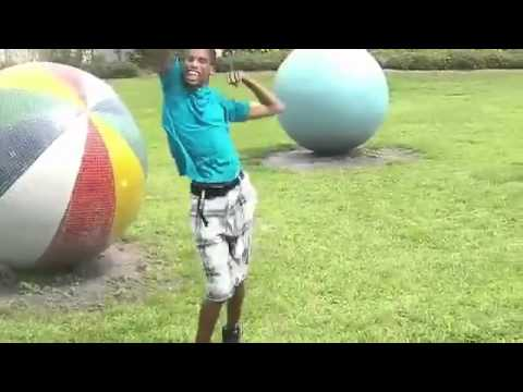 Black Kid - Singing and Dancing to Starships