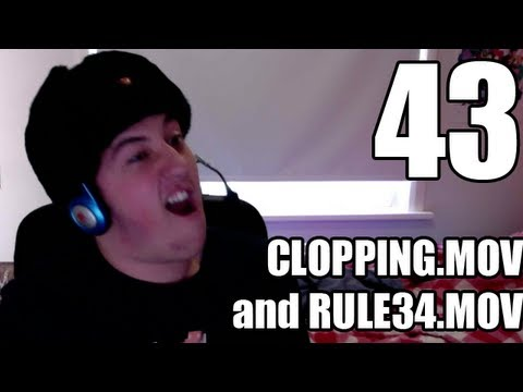 Reaction - CLOPPING.MOV and RULE34.MOV