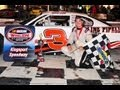 Long Leads flag to flag for LM win at Kingsport Speedway