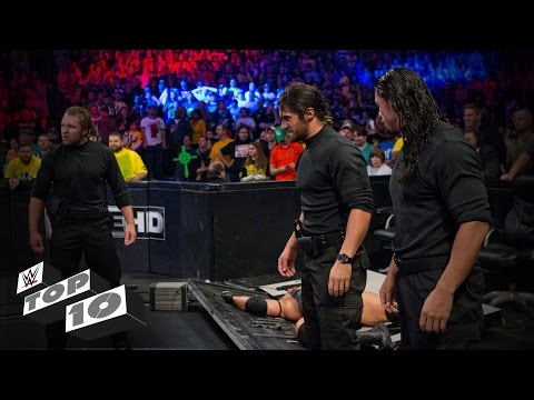 Ringside Invasions: WWE Top 10