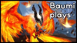 Dota 2 | THE GREATEST LAZERDICKING OF OUR TIME!! | Baumi plays Phoenix