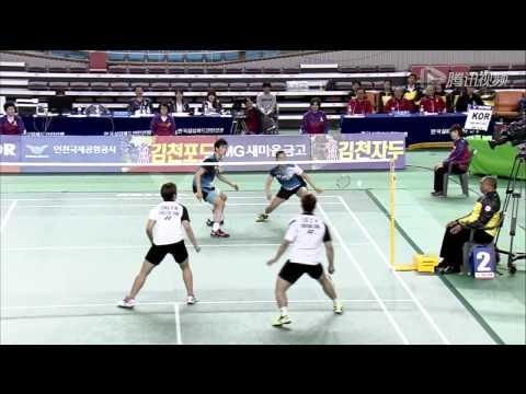 [HD] Final - XD - Lee C.H. / Chau H.W. vs Shin B.C. / Jang Y.N. - 2014 Badminton Asia Championships