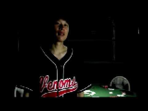 Venom Sportswear Poker Campaign ad 2: Playin' in Style