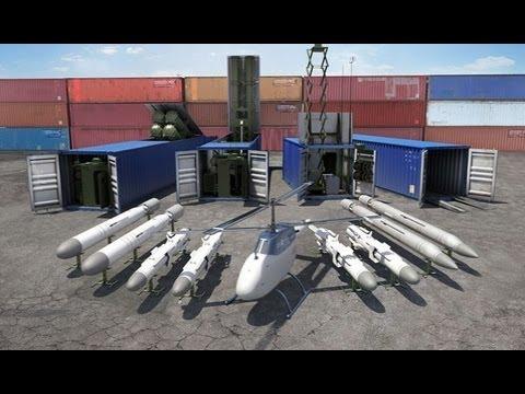 Мобильно-модульный ракетный комплекс «CLUB-K»