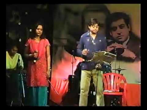 Amit Kumar & Shailaja Wado Karo Nahin Chorroge Aa Gale Lag Jaa...