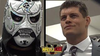 Cody Rhodes & Pentagon Jr Signing | Showcase of Champions