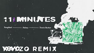YUNGBLUD - 11 Minutes (Kayzo Remix/Audio) ft. Travis Barker