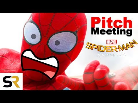 Spider-Man: Homecoming Pitch Meeting