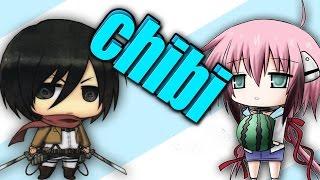 Los mejores chibi del anime