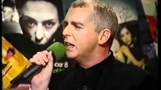 Neil Tennant interview - TFI Friday 1998.