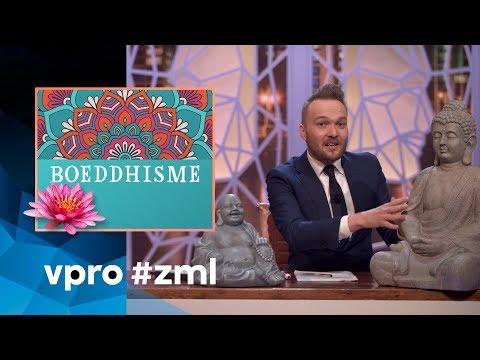 Boeddhisme - Zondag met Lubach (S08)