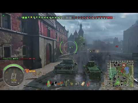 World of Tanks Xbox one SU-76I 5 Kills