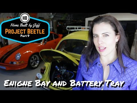 Engine clean up and rust repair - Project Beetle
