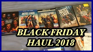 Black Friday Haul 2018